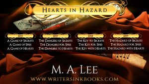 series card by Deranged Doctor Design for Writers Ink
